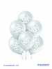 Balon latex D11 25th Anniversary 6 komada