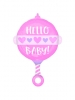 Standard Shape Baby Girl Rattle S50
